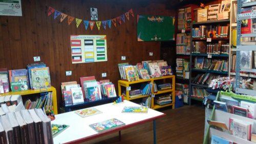 Visita Escuela nº 240 @ Biblioteca Nuestros Hijos