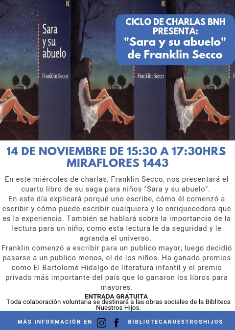 charla 14 de noviembre